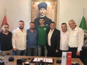 1922 Konyaspor'a gurbetçi futbolcu