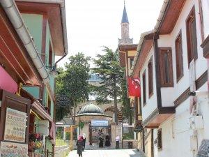 Eskişehir'in Mevlana'ya bağlı 'Kurşunlu Camii'si