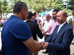 Daha güçlü Türkiye için istihdama önem veriyoruz