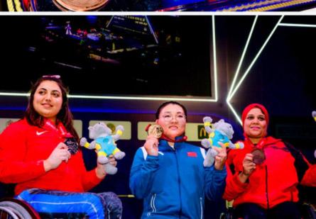 Meram Belediyesporlu haltercilerden Dünya şampiyonasında büyük başarı