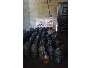 Iğdır'da akaryakıt kaçakçılığı