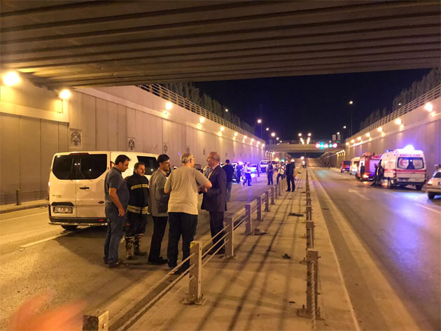 Konya'daki feci kazayla ilgili ilk açıklama geldi