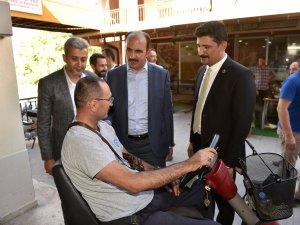 Başkan Altay: Konya, birlik-beraberliğiyle Türkiye'ye örnek bir şehir