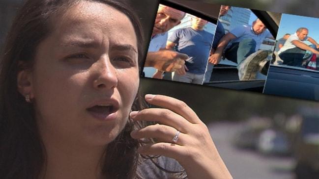 O baklavacılara kötü haber... Hamile kadına kabusu yaşatmışlardı!