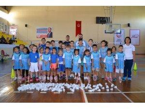 Badminton sporuna ilgi artıyor