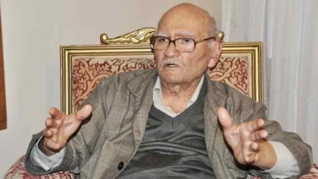 Milli Görüş'ün ağabeyi Süleyman Arif Emre hayatını kaybetti!