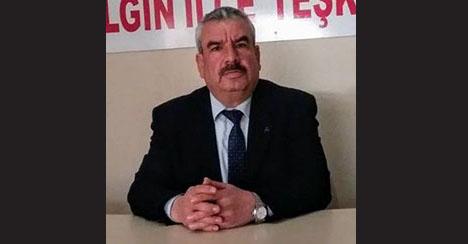 MHP İlçe Başkanı Ok'un acı günü