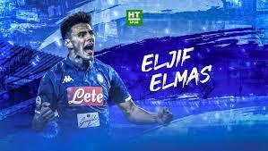 Eljif Elmas, Napoli'de