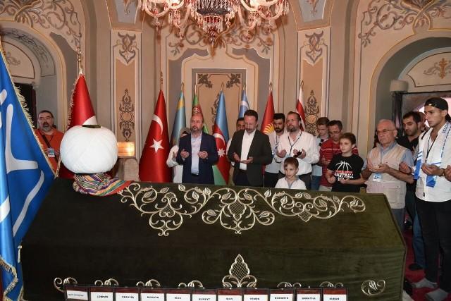 Başkan Pekyatırmacı: Selçuklu'nun torunları Osmanlı'nın kuruluşuna şahitlik ediyor