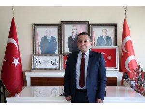 """MHP İl Başkanı Murat Çiçek: """"Tarafsız basın demokrasinin yaşam damarlarındandır"""""""