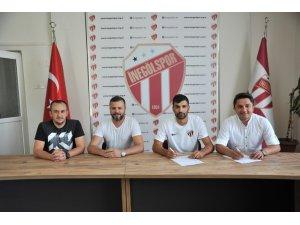 İnegölspor'a iki yeni transfer