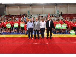 Yalova'da 6. Balkan Spor Oyunları nefes kesti