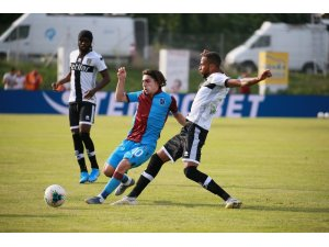 Hazırlık maçı: Trabzonspor: 2 - Parma Calcio: 2
