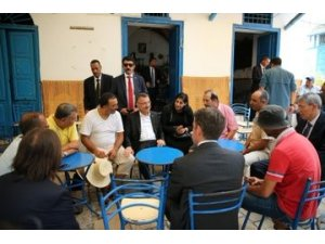 Cumhurbaşkanı Yardımcısı Oktay'dan Tunus halkına başsağlığı