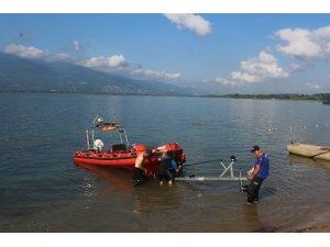 Sapanca gölünde kaybolan çocuğun cansız bedenine ulaşıldı