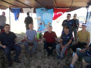 Planörler Bandırma'da yarıştı