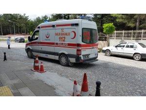 Balkondan düşen 4 yaşındaki çocuk yaralandı