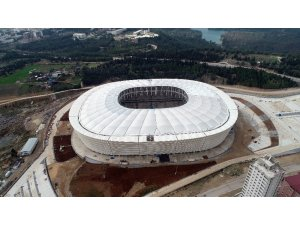 Adana Stadı için araştırma önergesi