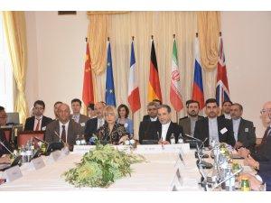 Avusturya'da İran nükleer anlaşması görüşülüyor