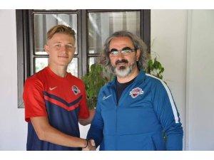 Galatasaraylı Batuhan Tekin, Hekimoğlu Trabzon'da