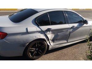 Bingöl'de trafik kazası: 1 yaralı