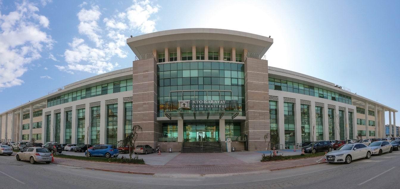 KTO Karatay Üniversitesi istihdam oranlarında ilk sıralarda