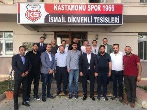 """Aydın: """"Kastamonuspor, şehrin en büyük marka değeridir"""""""