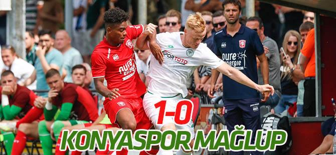 Konyaspor-Twente:0-1