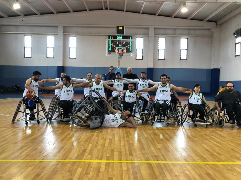 Konya Engelliler TS Basketbol'un rakipleri belli oldu