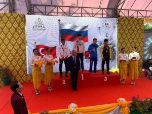 Kayserili Sporcular Muaythai'de Dünya İkincisi ve Dünya Üçüncüsü Oldu