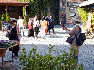 Beypazarı'na turist ilgisi