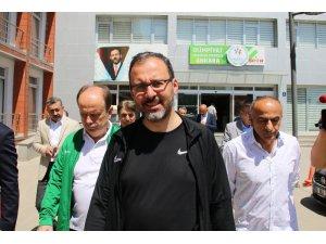 Bakan Kasapoğlu'ndan Muaythai Milli Takımı'na tebrik mesajı