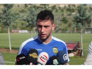 Yeni Malatyaspor'da Bülent Cevahir ile yollar ayrıldı