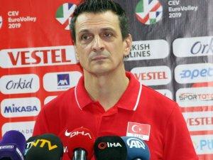 """Giovanni Guidetti: """"Bir sporcunun hayatındaki en önemli şey olimpiyat oynayabilmek"""""""
