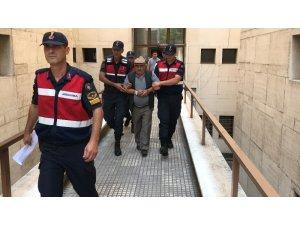 Köy meydanındaki cinayetin zanlısı tutuklandı