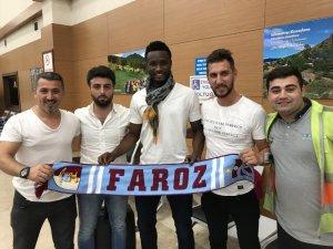 Obi Mikel, Trabzon'a geldi