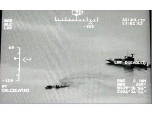 Ayvalık'ta 31 göçmen Sahil Güvenlik'ten kaçamadı