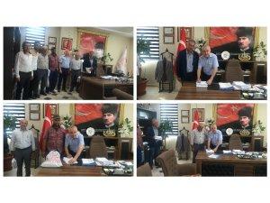 50 yatırımcıyla 8,5 milyon TL hibe sözleşmesi imzalandı