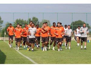 Adanaspor'un Bolu kampı