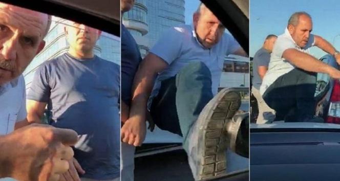 Pendik'teki trafik magandaları tahliye edildi!