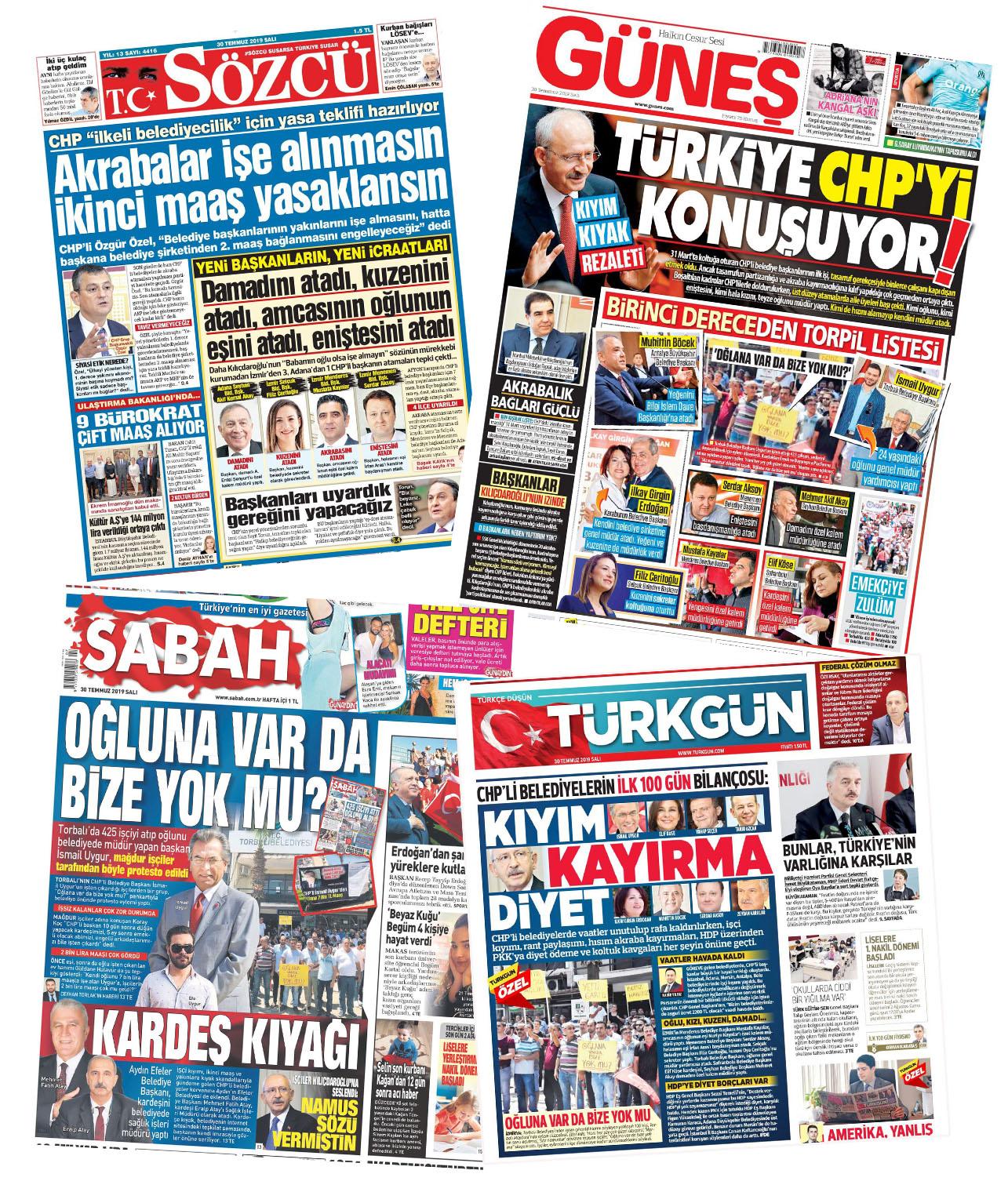 Türkiye CHP'yi konuşuyor! Damat, oğlan, kuzen, yeğen...