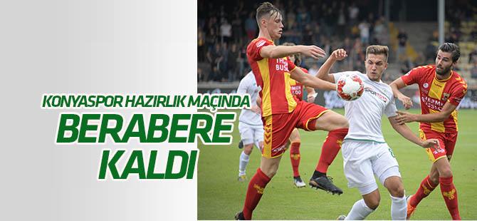 Konyaspor:0-Go Ahead Eagles:0