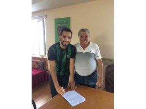 Ahmet Burak Kömürcü Sarayönü Belediyespor'da