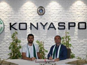 Mehmet Özdoğan  Konyaspor Basketbol'da