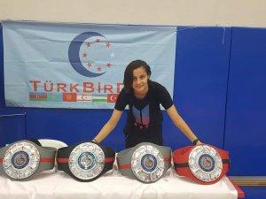 Sena Karakaya Türkiye Şampiyonu