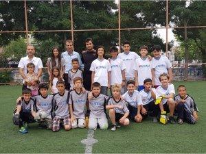 Musalla Bağları Mahallesi Gençlik Futbol Turnuvasında final heyecanı