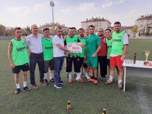 KETDER 2019 Bahar Futbol Turnuvası sona erdi