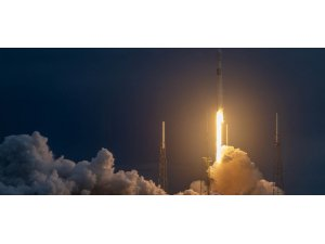 SpaceX, İsrail'in haberleşme uydusunu uzaya gönderdi