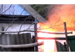 Rusya'da evi basılan terörist, polise el bombası atıp ateş açtı