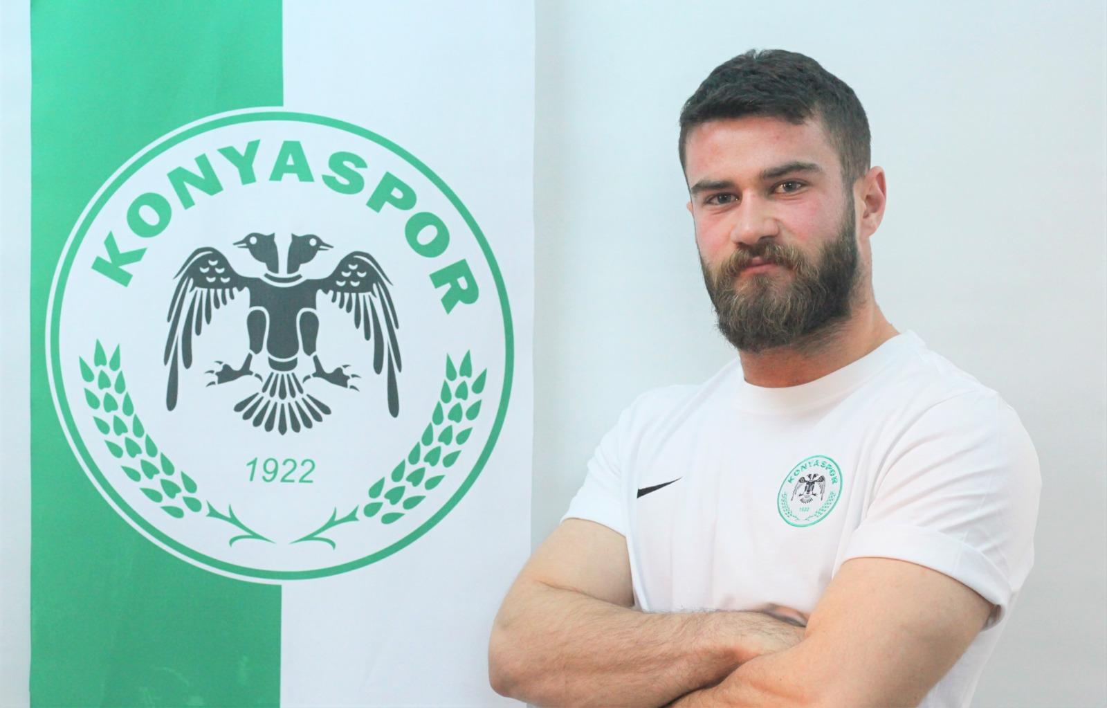 Konyasporlu halterci Mehmet Yalçın Milli Takıma çağrıldı